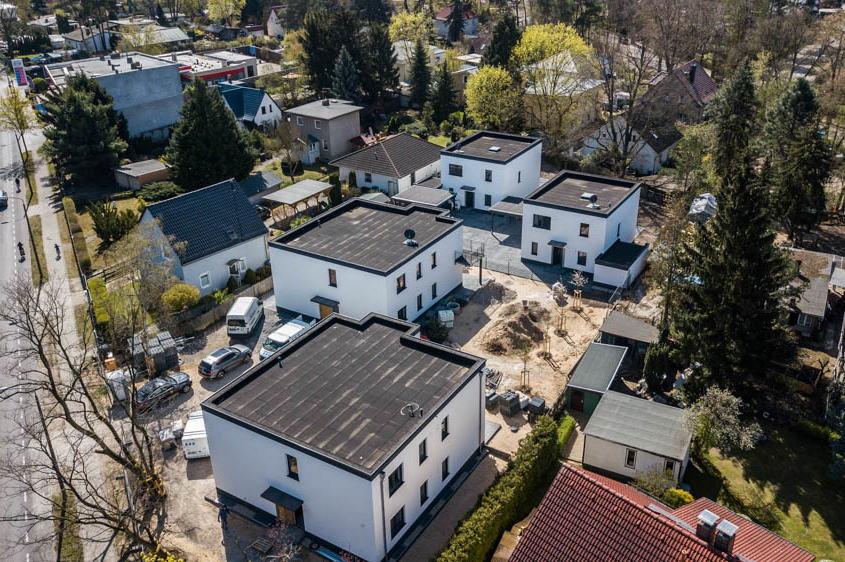 Neubau in Rahnsdorf